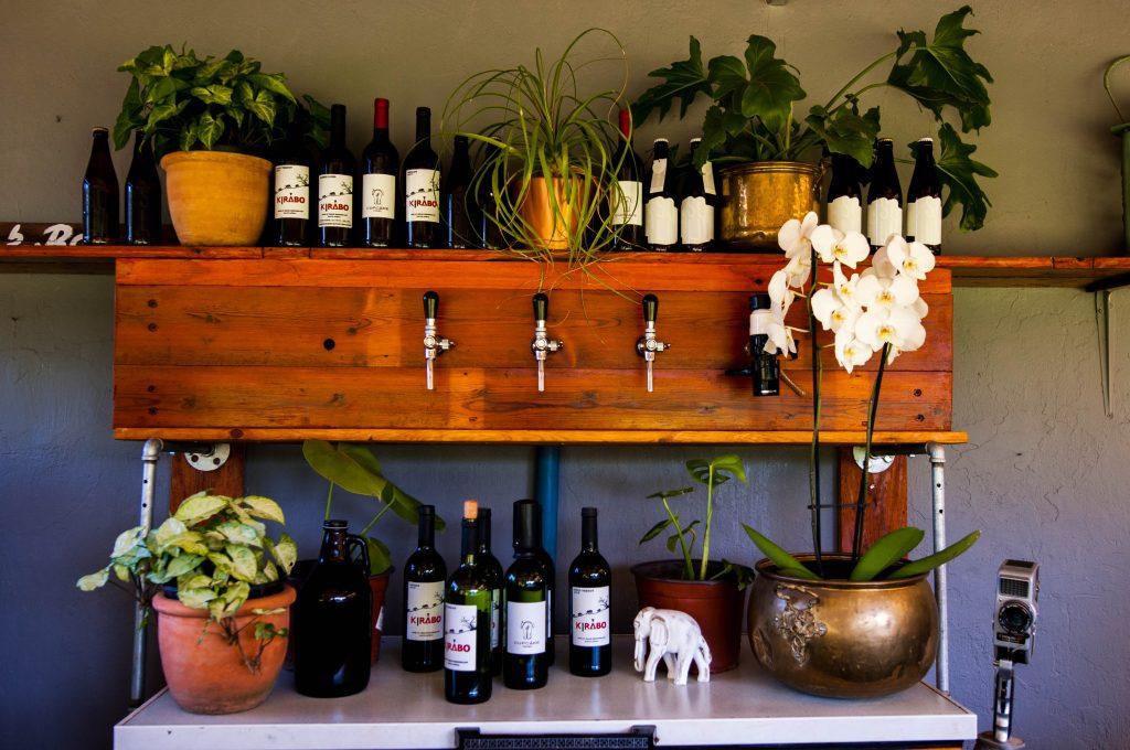 Kirabo wine bar