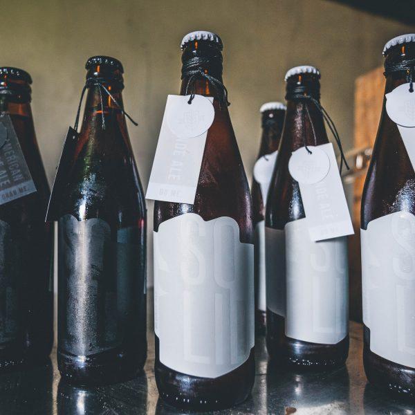 Broers Brew's SOLID craft beer range.