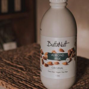 Buttanutt's Almond Milk
